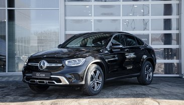 GLC 220 d 4MATIC Купе